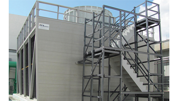 Crossflow Cooling Towers from Composite Cooling Solutions (CCS)
