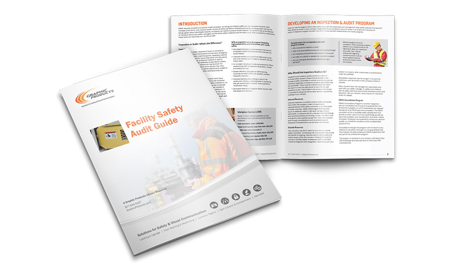 Graphic Products facility safety audit guide