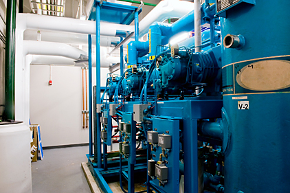 Process Cooling Compressors and Condensers Topic