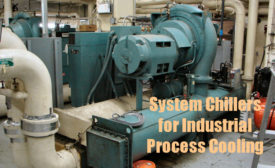 system chillers for industrial process cooling