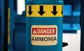 Ammonia stock
