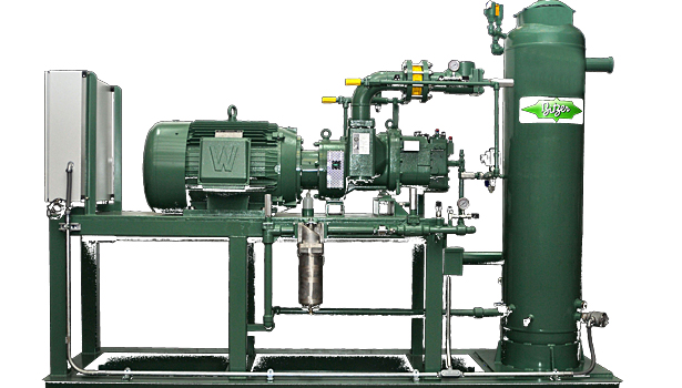 Bitzer ammonia package
