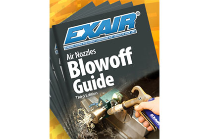 Blowoff Guide Offers Selection, Safety
