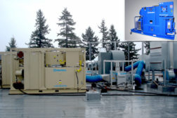 Temporary Desiccant Dehumidification Systems for Rental Fleets