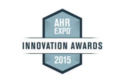 AHR Innovation Award 2015 winner