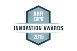 AHR Innovation Award 2015 winner