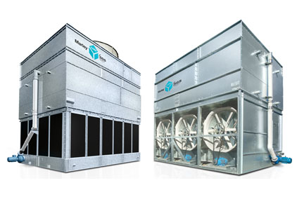 SGS Refrigeration, SPX Cooling Technologies Form Partnership to Produce, Sell Evaporative Condensers