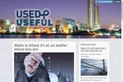 UsedtoUseful blog from GE Water & Process Technologies