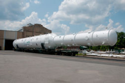 Cryogenic Coil-Wound Exchangers Selected for LNG Facility