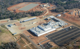 Sanderson Farms Inc. opted for precast concrete Tindall