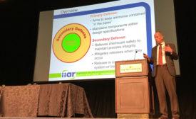 Doug Riendl IRC IIAR 2018 mechanical integrity