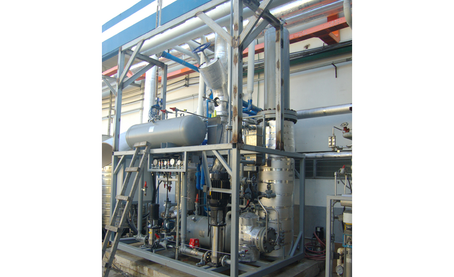 energy concepts biomass powered chiller