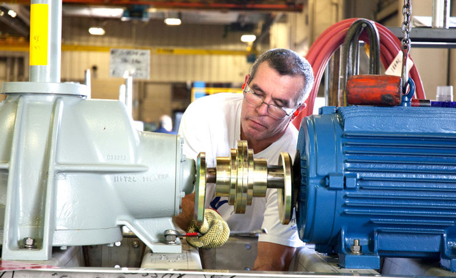 Cooling Tower Gearbox Repair Service Adds Amarillo Drives