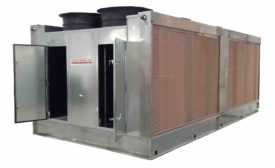 RAE corp technical systems adiabatic cooling tower chiller evaporative industrial data center