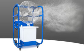 Larson Electronics Evaporative Coolers Improve Work Space, Employee Conditions
