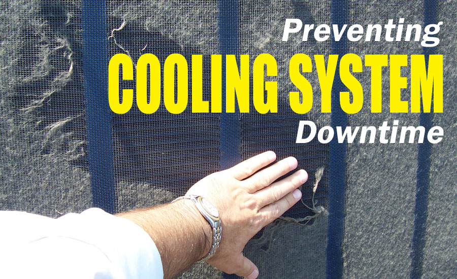 Prevent Industrial Cooling Tower Downtime with Air Intake Filtration Air Solutions Company