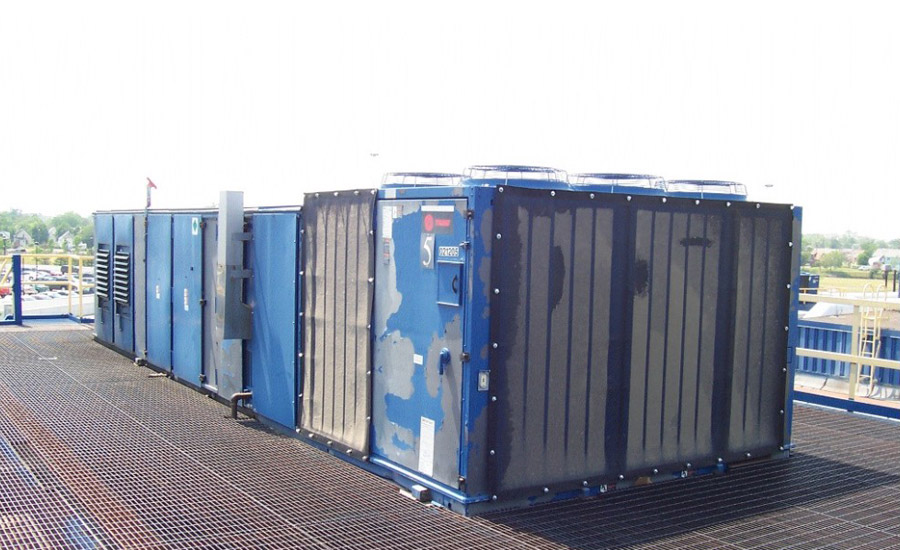 cooling equipment system fouling mechanical system maintenance.