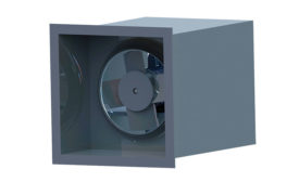Continental Fan Manufacturing Fiberglass Panel Fans