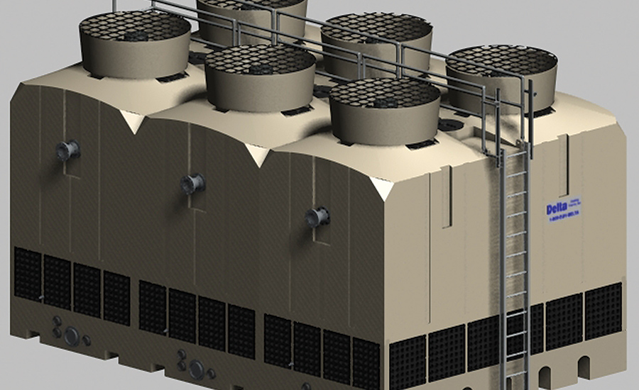Engineered Plastic Cooling Towers