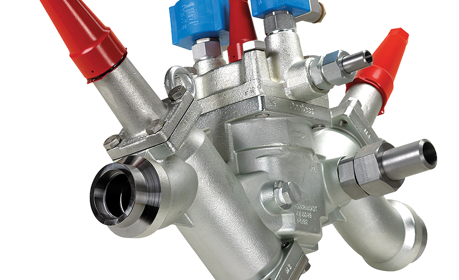Valve Range for Industrial Refrigeration Offered in Larger Sizes