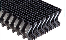 High Efficiency Drift Eliminators for Cooling Towers