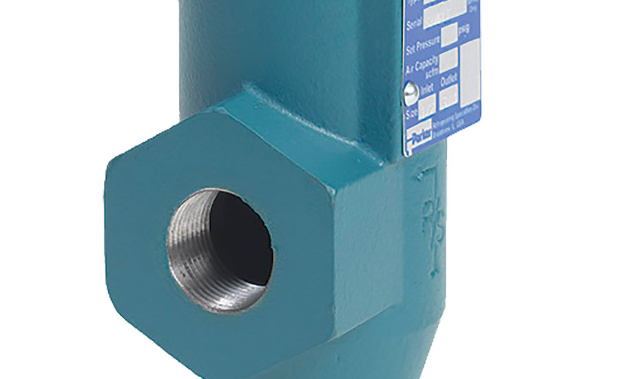 Reduced-Capacity Safety-Relief Valve