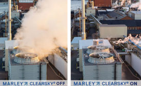 Plume Abatement Technology Improves Cooling Tower Efficiency