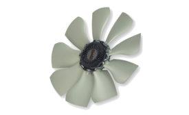 Narrow-Depth Axial Fan
