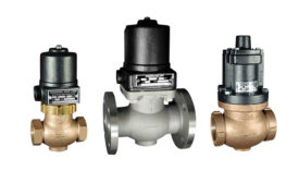 Solenoid Valves for Petrochemical/Oil,  Pharmaceutical, Water Processing