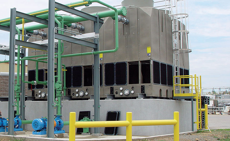 Compact Cooling Tower Technology Saves Energy
