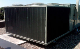 Cottonwood Air-Intake Filter Screens Reduce Maintenance Time