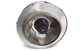 High Airflow Motorized Impeller