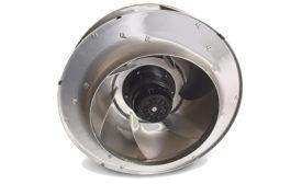 High Airflow Motorized Impeller