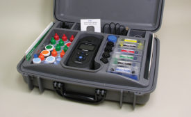 Colorimeter for Industrial Water Analysts