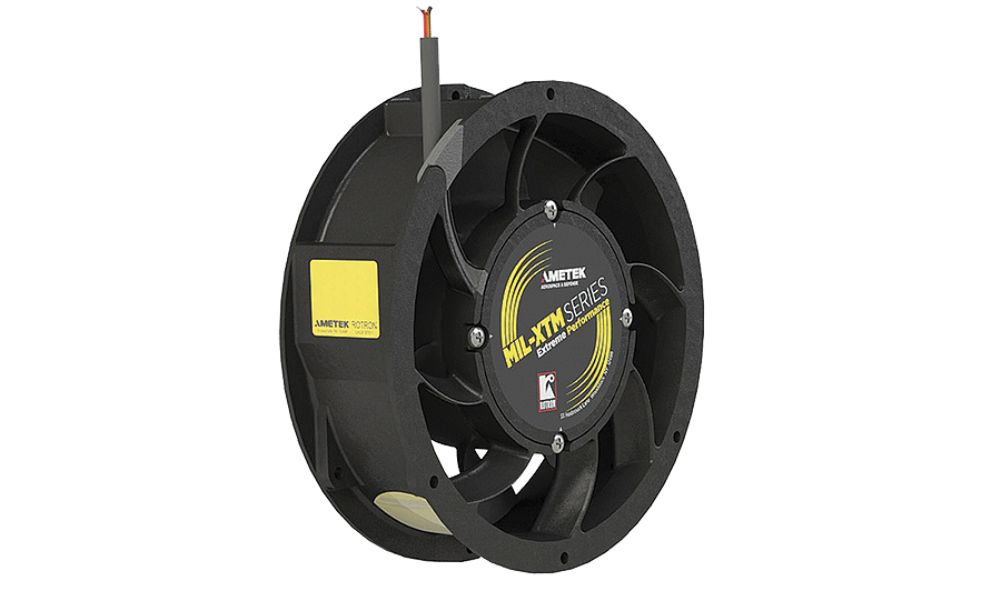 Tubeaxial Fan for Electronic Cooling