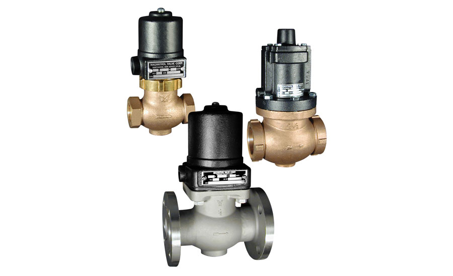 magnatrol Solenoid Valves for Petrochemical/Oil, Pharmaceutical, Water Processing