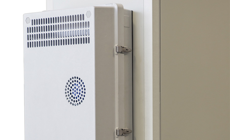 Active and Passive Cooling for Field Protection of Cabinets and Shelters