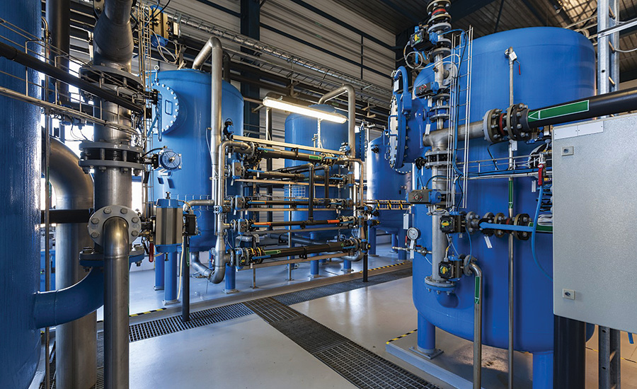 Best Practices: Pipe and Valve Selection for a Cooling System