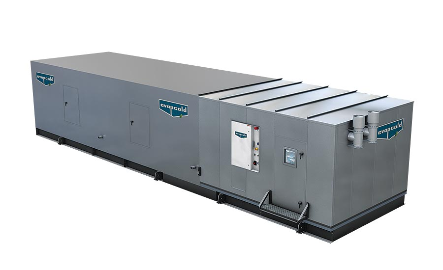 Low Charge Ammonia Refrigeration System