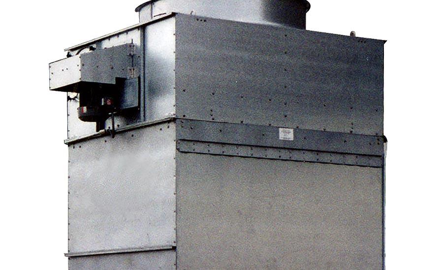 Evaporative Cooling with Packaged Cooling Towers