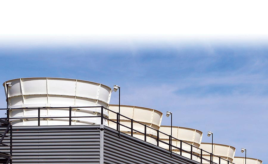 Modular cooling towers meet temporary or permanent needs manufactured by Midwest Cooling Tower Services LLC
