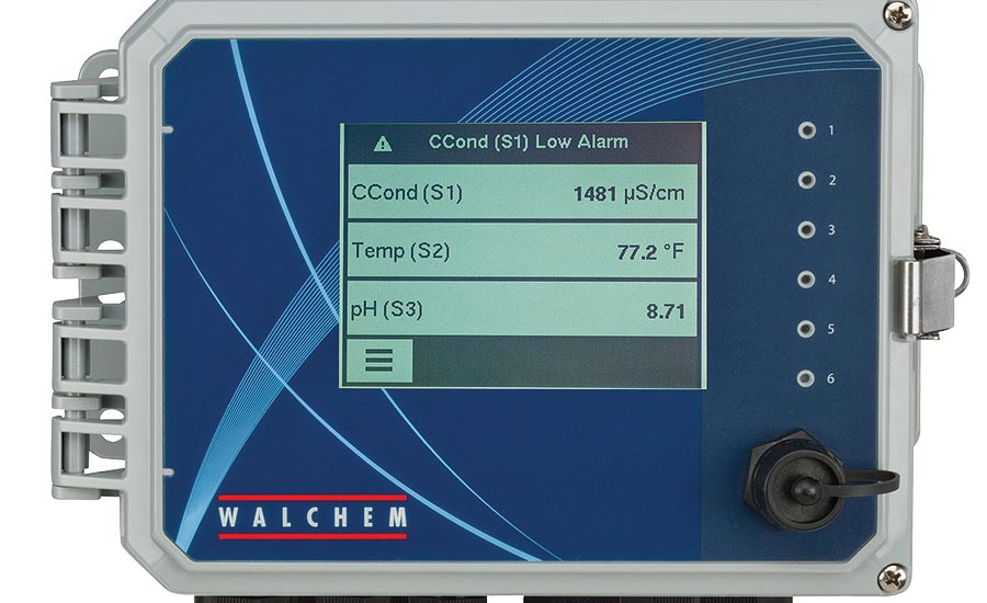 Manage Chemical Metering Pumps with W600 Controller
