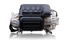 Larger Capacity for Variable-Speed, Oil-Free Compressors