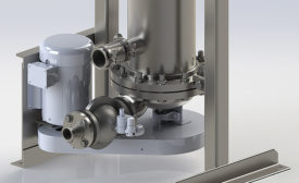 Automatic Self-Cleaning Filter for Difficult-to-Treat Waters