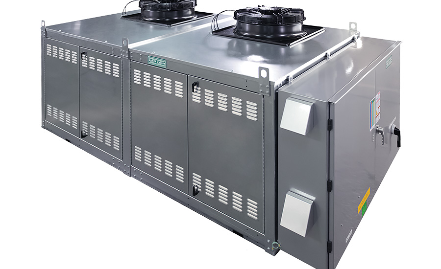 Distributed Refrigeration System