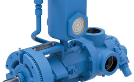 Ammonia Pumps for Liquid Overfeed Refrigeration Systems
