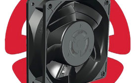 Low Noise Fans for Range of Airflows