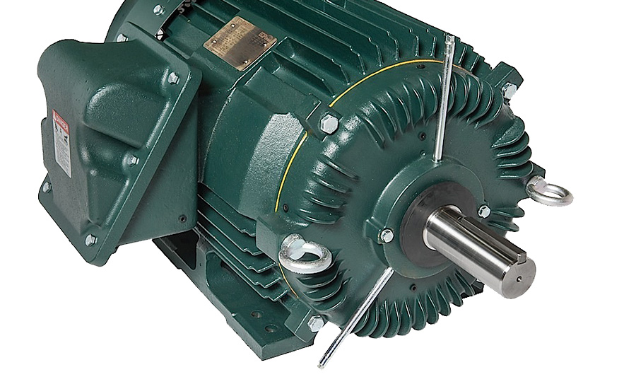 Low Voltage Motor for Cooling Tower Applications