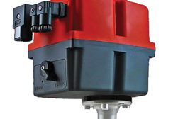 Controlled Ball Valves for Industrial Refrigeration