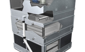 Evaporative Condensers for Industrial Refrigeration